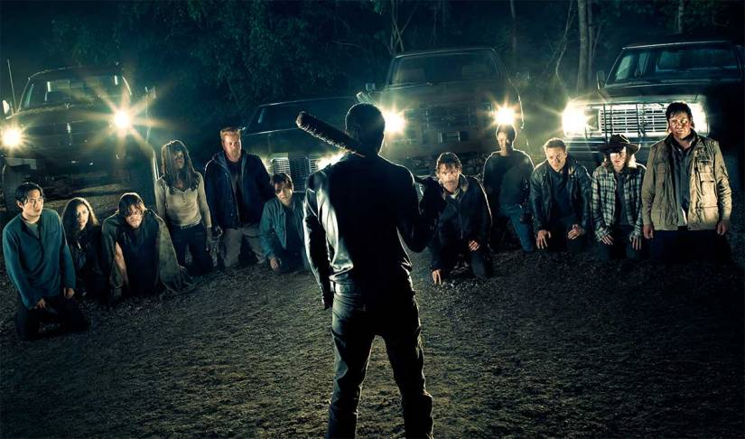 Should The Walking Dead Have Toned down theViolence?