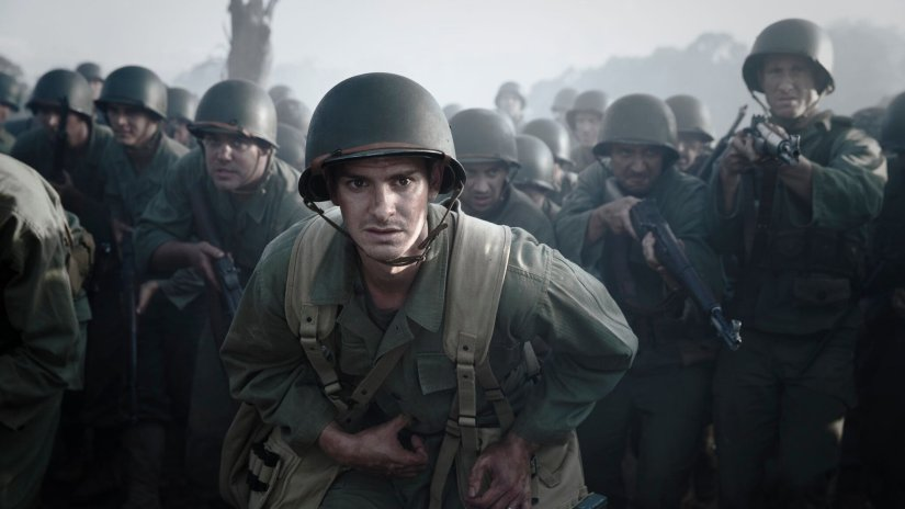 """Hacksaw Ridge"" Helped Me Find Faith"